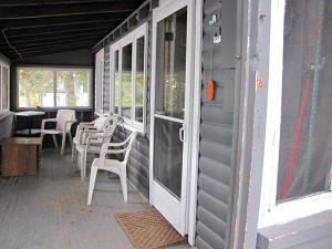 cottage four screened porch