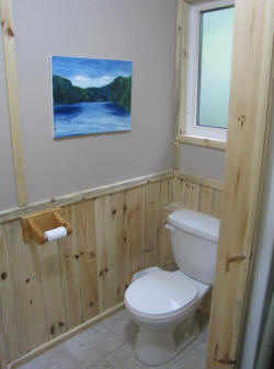 cottage six bathroom